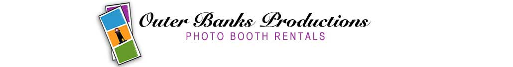 Outer Banks Photo Booths – By Outer Banks Productions logo